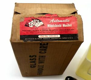 Nos 59 60 Buick 59 Olds Pontiac Automatic W s Washer Parts For Trico Aw 23 2