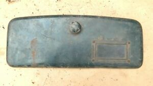 1937 1938 Chevy Truck Glove Box Door Original 35 Master 1936 Coupe Sedan Pickup
