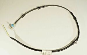 New Oem Cadillac Buick Front Abs Wheel Speed Sensor Wire Harness Gm 19115818