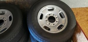 Gmc 2020 2500 Hd Wheels And Tires For A Work Truck Less Than 10k Miles