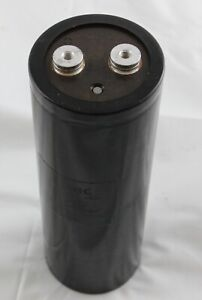 Lot Of 10 Bhc 400vdc 12000uf Capacitor Screw Terminal 12000mfd 400v