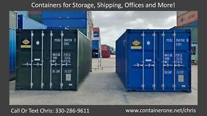 Used Wind Watertight Cargo Worthy As Is And New Shipping Containers