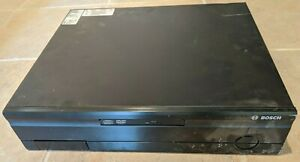 Bosch Db06c1012dl2 6 Channel Dibos Dvr 120 Gb Hdd As is