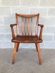 Cushman Colonial Creations Longmeadow Arm Chair Model 5431 A