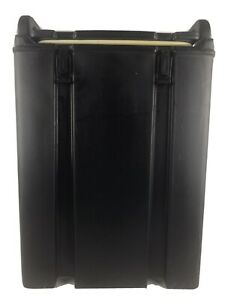 Cambro 500lcd110 Camtainer Black 4 75 Gal Insulated Beverage Server