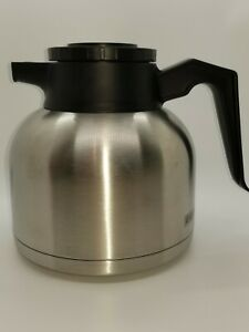 Bunn Thermal Coffee Carafe 40163 0000 1 9l 64oz 12cups Hold Hot Over 3 Hrs