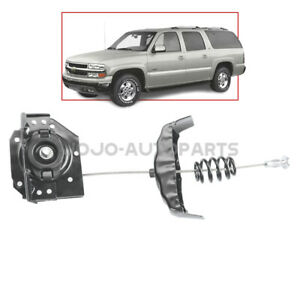 Spare Tire Carrier Hoist Winch For Chevrolet Avalanche Suburban Tahoe 2003 17