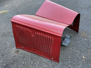 1934 Ford Truck Pickup Commercial Complete Hood Flathead 1932 1933 Hot Rod