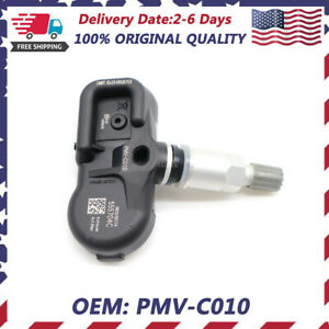 New Oem Pmv C010 Tire Pressure Sensor Tpms For Toyota Camry Corolla Lexus Scion