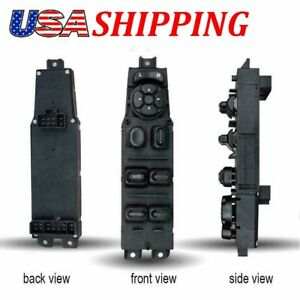Master Power Window Door Switch For 2002 2010 Dodge Ram 1500 2500 Fit 56049805ab
