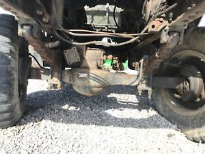 Front And Rear Rockwell 2 5 Ton Axles M35a2 Mud Truck