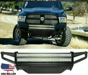 For 2009 2018 Dodge Ram 1500 Off Road Front Bumper Without Led Light Bars