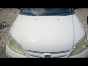 Hood Sedan Fits 04 05 Civic 676341