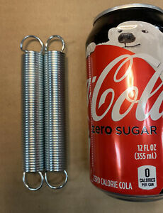 075 Wire Extension Spring Lot Of 2