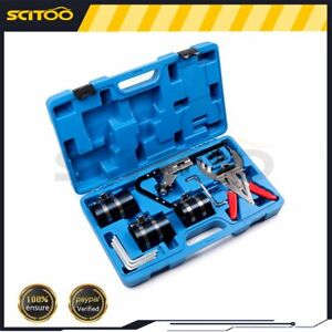 Engine Piston Ring Service Compressor Tool Auto Truck Cleaning Service Set Kit