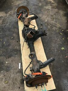 1996 Chevy Impala Ss Complete Disc Brake Rear End Axle Posi 3 08 Donk 8 5