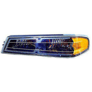 Fits 2004 2012 Chevy Colorado Front Signal Corner Light Passenger Dot