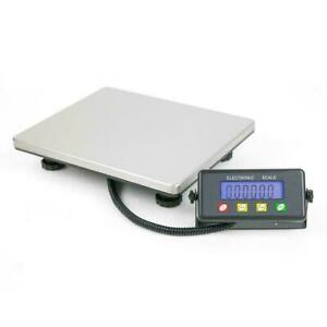 440lbs Postal Scale Digital Shipping Electronic Mail Packages Lcd Display New Yl