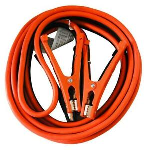20 Ft 4 Gauge Heavy Duty Power Booster Cable Emergency Car Battery Jumper 6m Us