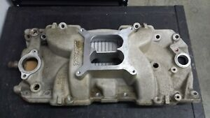 Edelbrock Performer Rpm Bbc Rectangular Port Intake