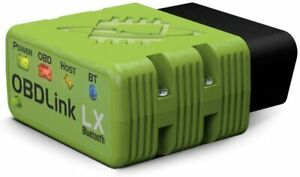 Obdlink Lx Obd2 Bluetooth Scanner For Android And Windows