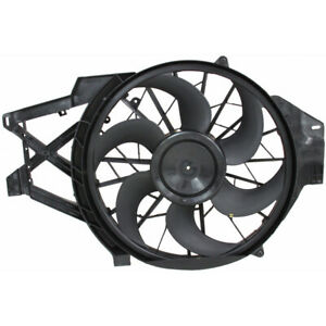 For Ford Mustang Ac Radiator Fan 1999 2004 3 8l Engine Fo3115131 3r3z 8c607 Ca