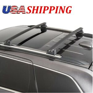 Roof Rack Cross Bars For 2020 Jeep Grand Cherokee Luggage Carrier Cargo