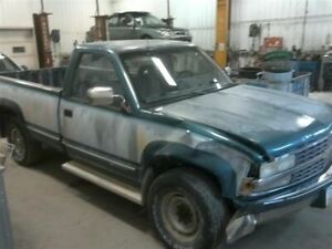 1988 1991 Chevrolet 1500 Pickup Manual Transmission 4 Speed 4wd 167k