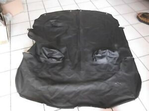 1990 2005 Mazda Miata Convertible Tonneau Top Cover Black Color