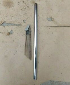 Nos 1949 1952 Chevy Outside Windshield Divider Trim Original Gm Stainless Pont