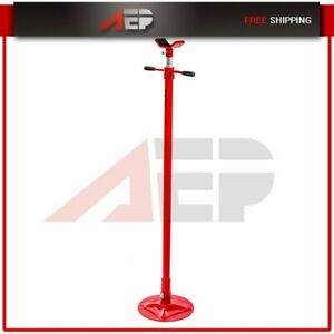 New 1 2 Ton Under Hoist Auto Car Vehicle Lift Support Stand Safety Jack 80