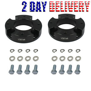 Pair 2 2 Front Leveling Lift Kit Fits 2007 2019 Toyota Tundra 4wd 2wd 1 9kg