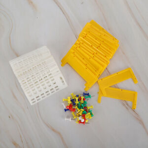 20pcs Beekeeping Tool Anti Escape Bees Queen Plastic Spacer Frame Hive Equipment
