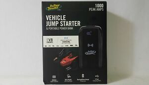 Battery Tender 1000 Peak Amps Vehicle Jump Starter And Power Bank