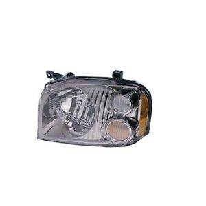 Ni2502131 Fits 2001 2004 Nissan Frontier Se sc Driver Side Headlight