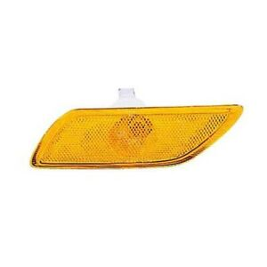 Fo2551141 Fits 2006 2007 Ford Focus Passenger Side Front Signal Light Capa