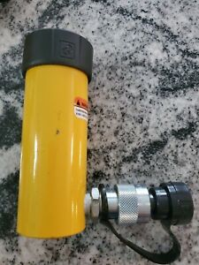 Enerpac Rc 104 Duo Series Hydraulic Cylinder 10 Ton 4 Stroke
