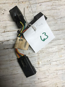 Western Or Fisher Snow Plow Wiring Harness 41500