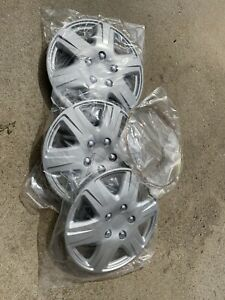 3 New 2005 2006 2007 2008 Toyota Corolla Le 15 6 Spoke Hubcap Wheelcover