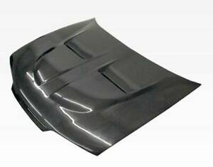 Vis Racing Carbon Fiber Hood Xtreme Gt Style For Acura Integra Jdm 94 01