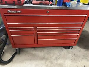 Snap On 54 Kra2422 Toolbox Tool Chest With Stainless Work Top 2020 Model