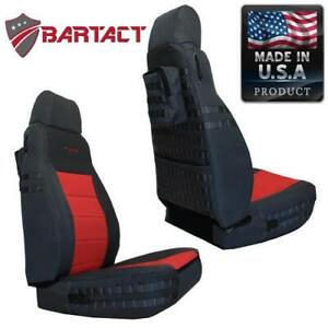 Bartact For Jeep Tj Seat Covers Front 03 06 Wrangler Tj Tactical Series