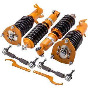 Complete Coilover Kit For Mini Cooper R56 2007 2013 Adj Height Shock Absorbers