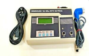 New Chiropractic Ultrasound Therapy 1 Mhz And 3 Mhz Ultrasonic Machine