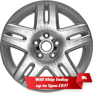 New Set Of 4 17 Alloy Wheels Rims And Centers For 2006 2013 Chevy Impala