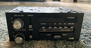 84 85 86 87 88 Olds Cutlass Supreme Hurst 442 Delco Gm Am Fm Cassette Radio