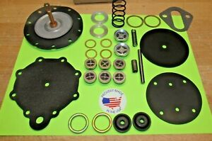 1955 1956 1957 Ford Thunderbird New Double Action Modern Fuel Pump Kit 4406 Usa