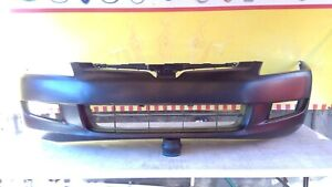 2003 2004 2005 Honda Accord Coupe Front Bumper Cover Oem