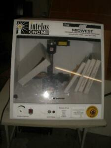 Midwest Intelos Cnc Mill W manuals And Software