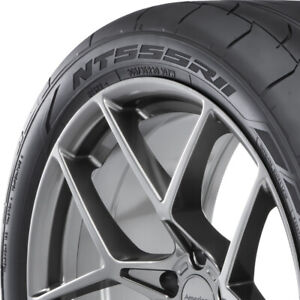 2 New 295 35r20 105w Nitto Nt555rii 295 35 20 Tires